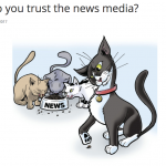 Do you trust the news media?