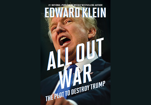"""New York Times Bestselling Author, Ed Klein, & """"All Out War"""""""