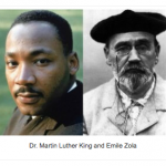 When Anniversaries Collide:  Dr. Martin Luther King and Emile Zola