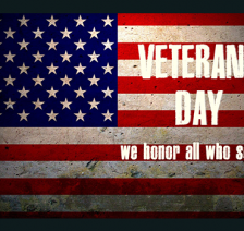 A Special Veterans Day Program In Honor of Those Who Have Served Our Nation