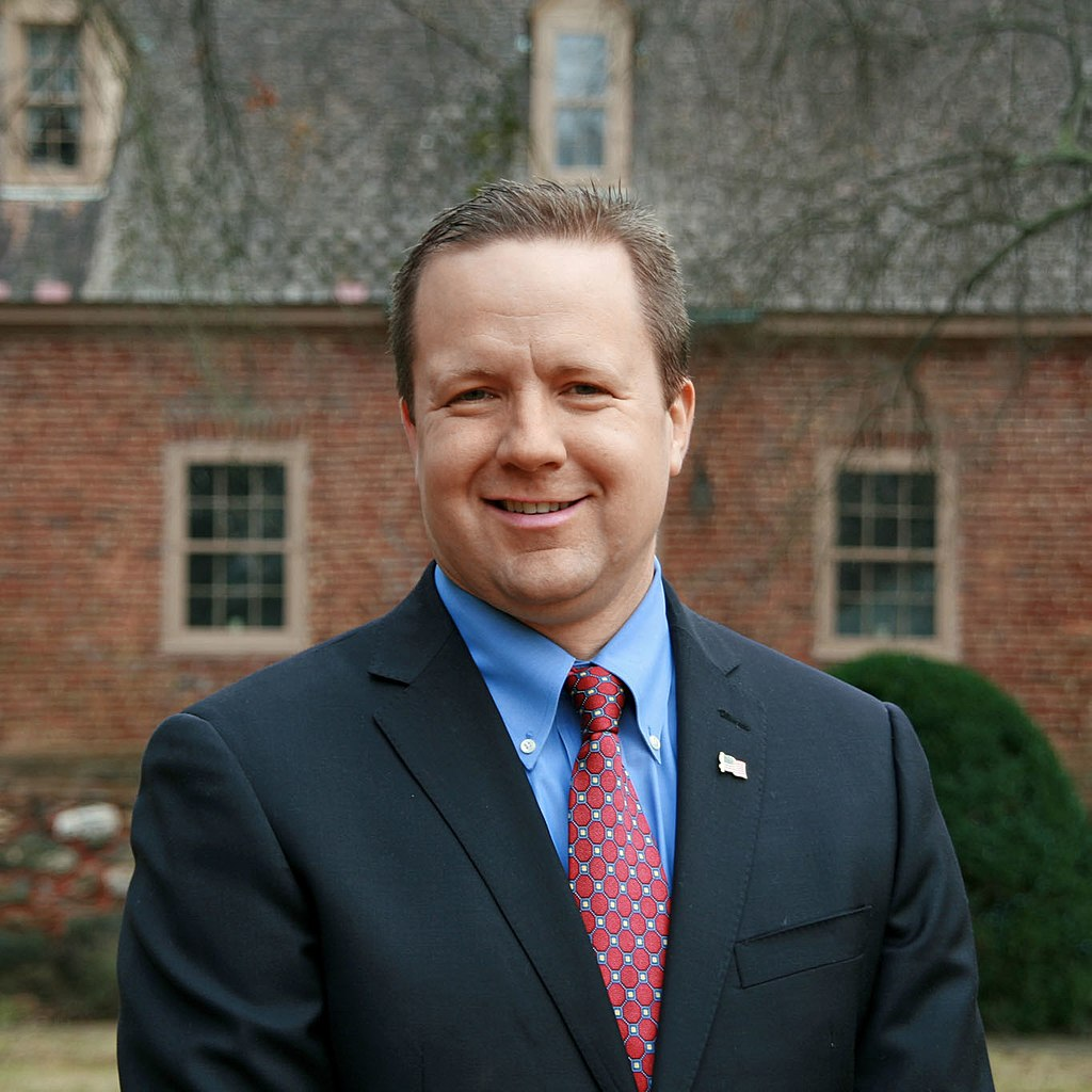 Corey Stewart Campaigns for the U.S. Senate