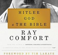 """Author Ray Comfort & """"Hitler, God and the Bible"""""""