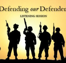 """""""Defending Our Defenders"""""""