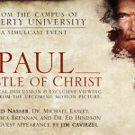 "It's Opening Weekend for ""Paul, Apostle of Christ"" Movie"