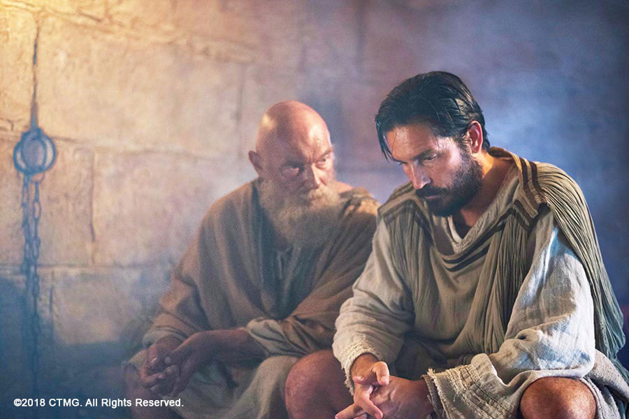 """Paul, Apostle of Christ"", In Theaters Now!"