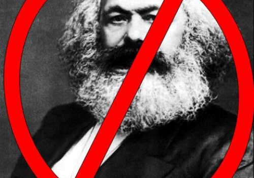 """It's """"Hatchetation Time"""", as Brother Craig Performs a Hatchetation on Karl Marx & His 200th Birthday"""