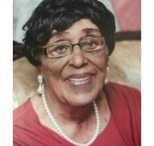 A Virtuous Woman Goes Home:  Brother Craig Remembers His Wonderful Cousin, Ruth Washington, 102, At Her Passing