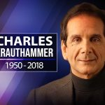 The Late Charles Krauthammer & A Visit from Pastor Leon Benjamin