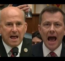 "Strzok's Gohmert-Style ""Onion-Spanking"", & Author, Joseph Tartakovsky, On ""The Lives of the Constitution"""