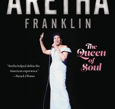 "Bestselling Author, Mark Bego's ""Tribute Edition:   Aretha Franklin Queen of Soul"""