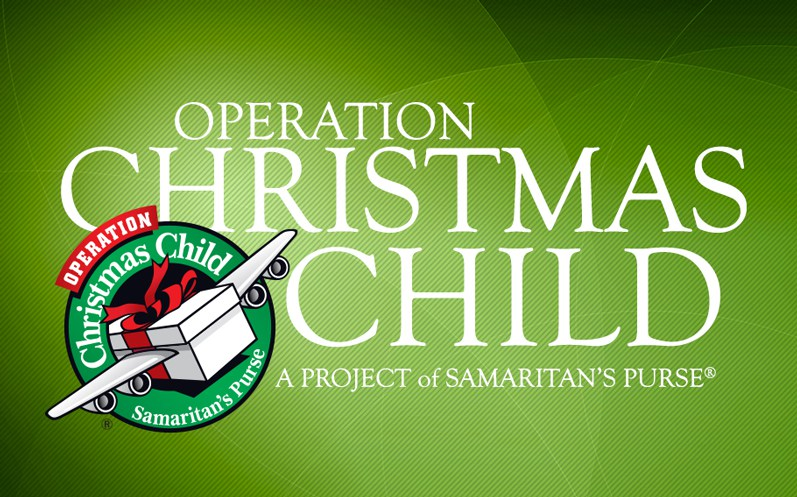 Peggy Cross & Samaritan's Purse Operation Christmas Child